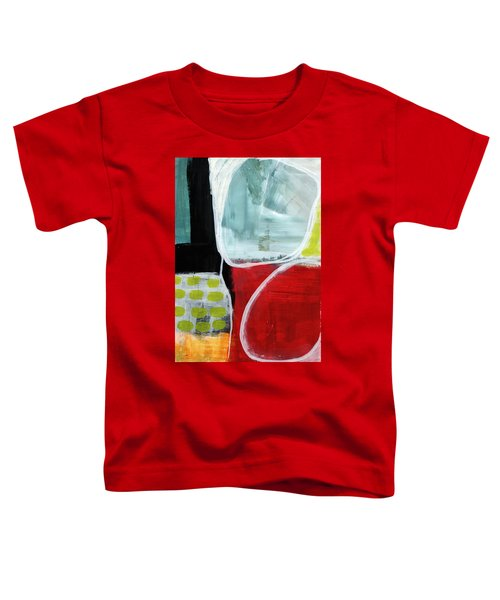 Intersection 37- Abstract Art Toddler T-Shirt