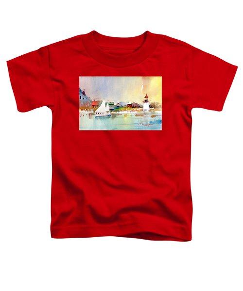 Island Light Toddler T-Shirt
