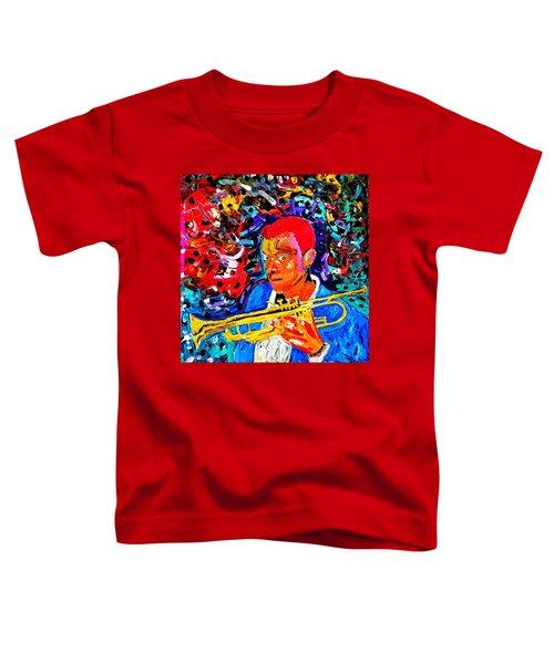 Joshua Bluegreen-cripps Toddler T-Shirt