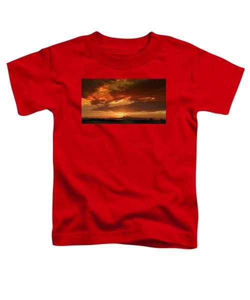 June Sunset Toddler T-Shirt