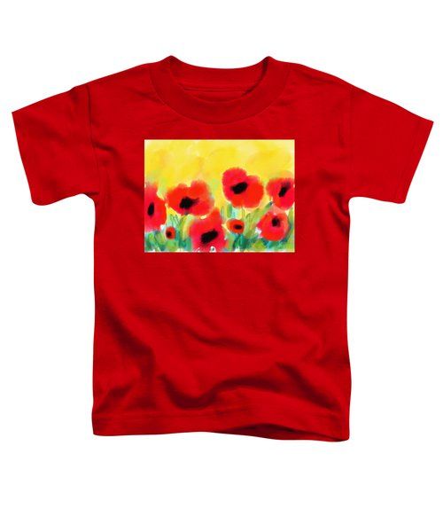 Just Poppies Toddler T-Shirt