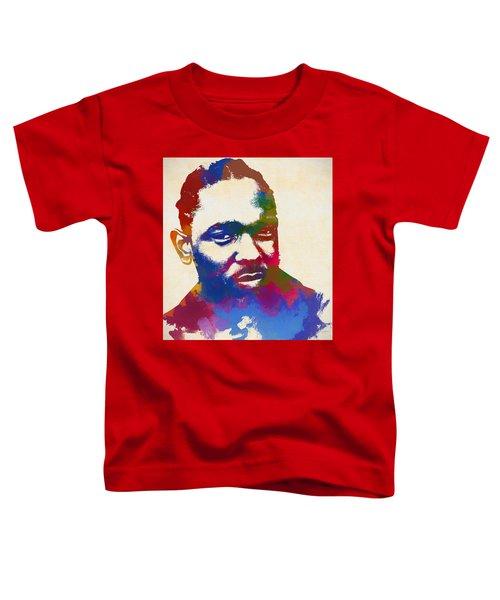 Kendrick Lamar Toddler T-Shirt