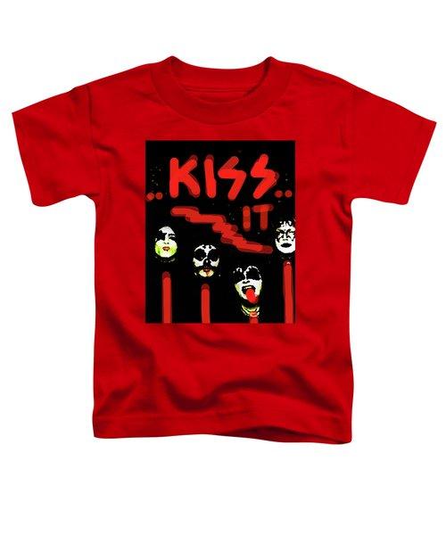 Kiss It  Toddler T-Shirt