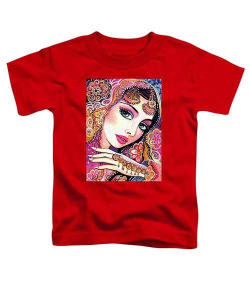 Kumari Toddler T-Shirt by Eva Campbell