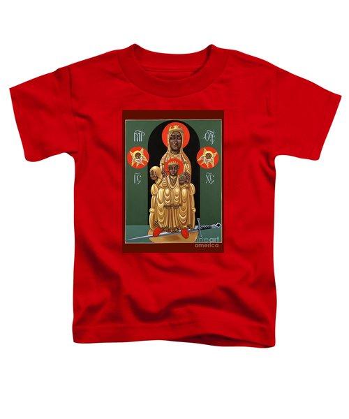 La Morenita De Montserrat 150 Toddler T-Shirt