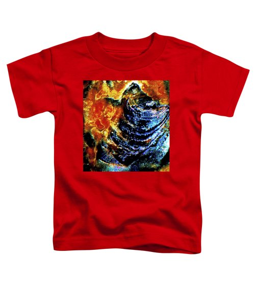 Lady Of The Shell Toddler T-Shirt