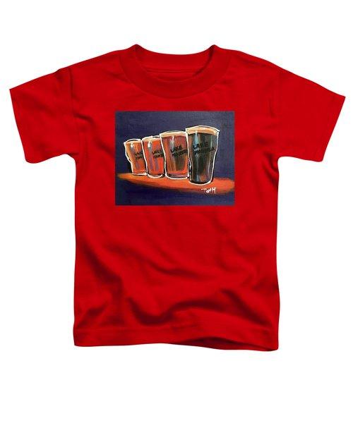 Lake Monster Toddler T-Shirt