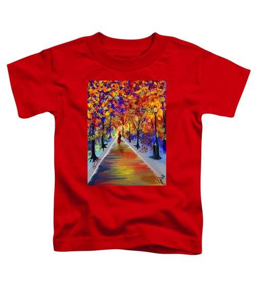 Leaving Alone Toddler T-Shirt