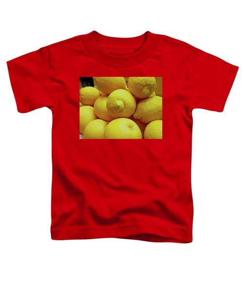 Lemon Squeeze Toddler T-Shirt