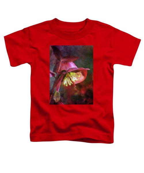 Lenten Rose Bowing To The Sun 8712 Idp_2 Toddler T-Shirt