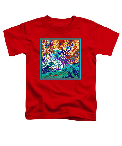Life Ignition Option 2 With Borders Toddler T-Shirt