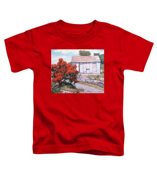 Little Poinciana Toddler T-Shirt