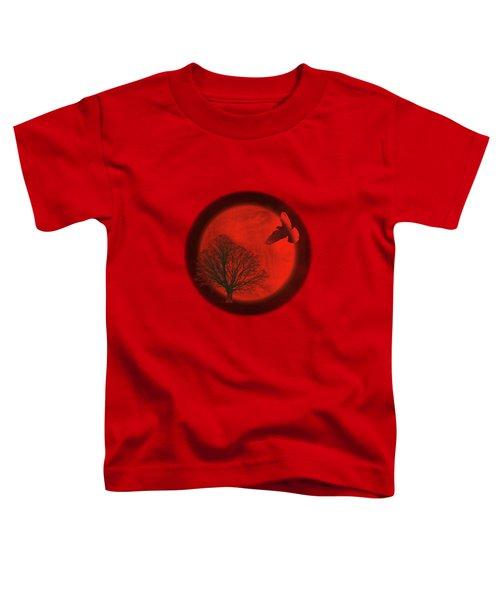 Longing Toddler T-Shirt by AugenWerk Susann Serfezi