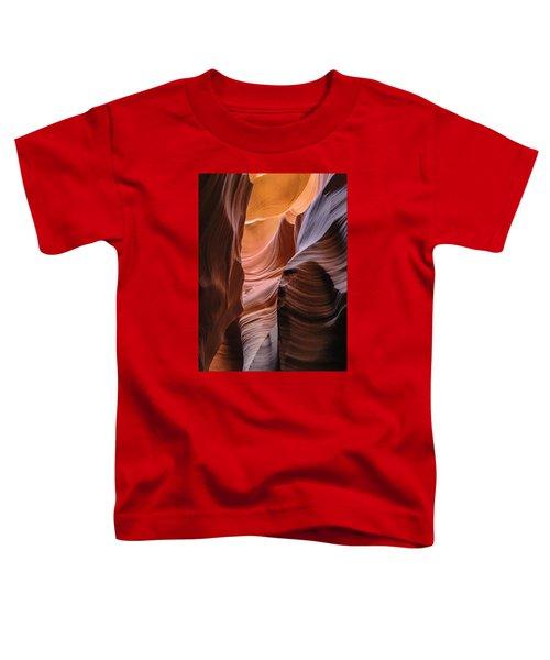 Lower Antelope Canyon Navajo Tribal Park #1 Toddler T-Shirt