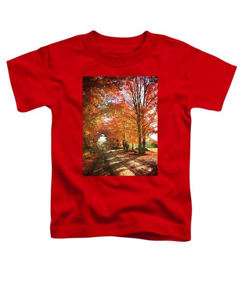 Lupton Road Toddler T-Shirt