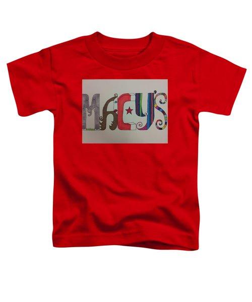 Macys Toddler T-Shirt