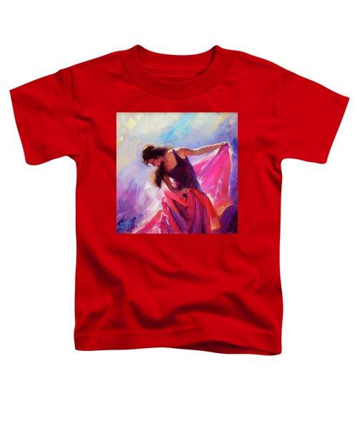 Magenta Toddler T-Shirt