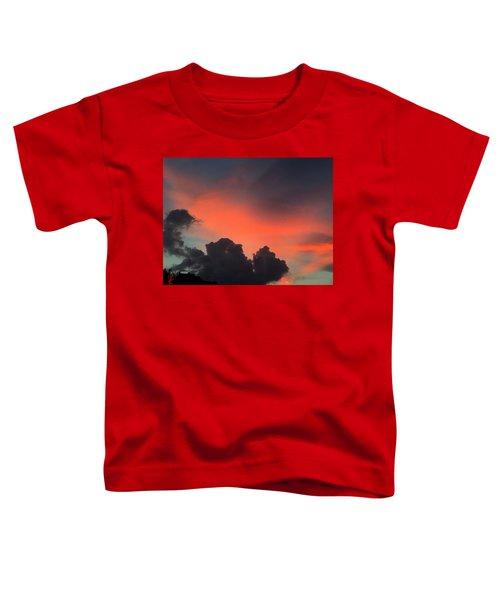 Late Day On Paros Island  Toddler T-Shirt