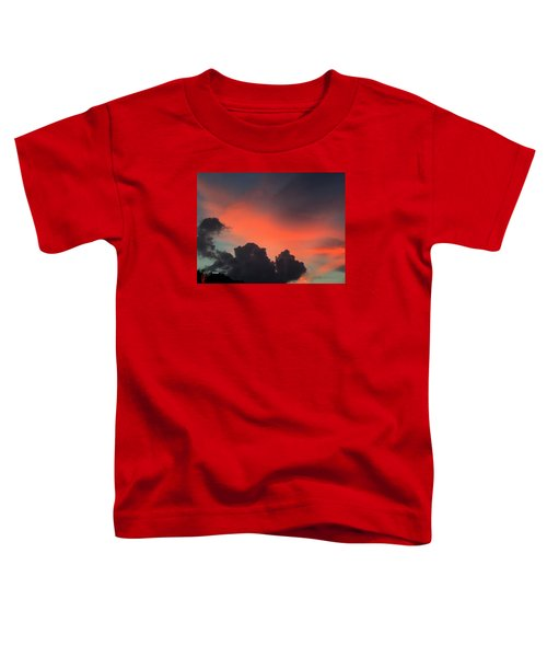 Toddler T-Shirt featuring the photograph Late Day On Paros Island  by Colette V Hera  Guggenheim