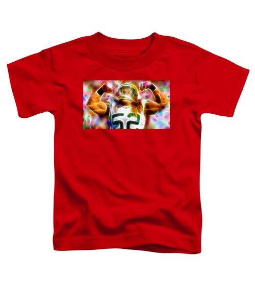 Magical Clay Matthews Toddler T-Shirt