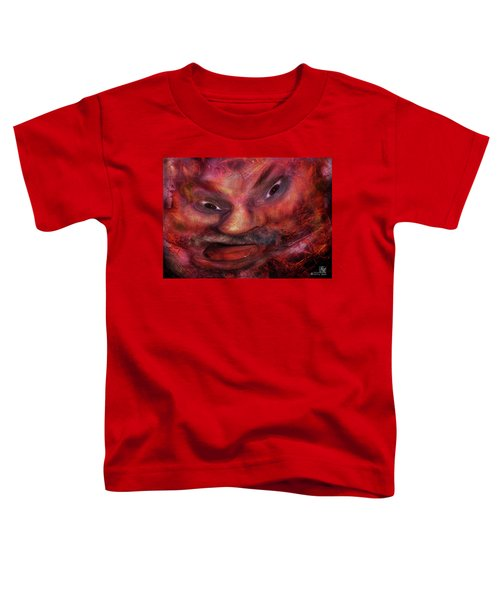 Making Faces  Toddler T-Shirt