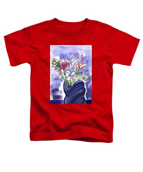 Memory Of Spring Toddler T-Shirt