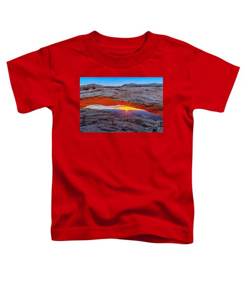 Mesa Morning  Toddler T-Shirt
