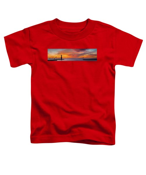Toddler T-Shirt featuring the photograph Mine Eyes Have Seen The Glory by Bill Pevlor