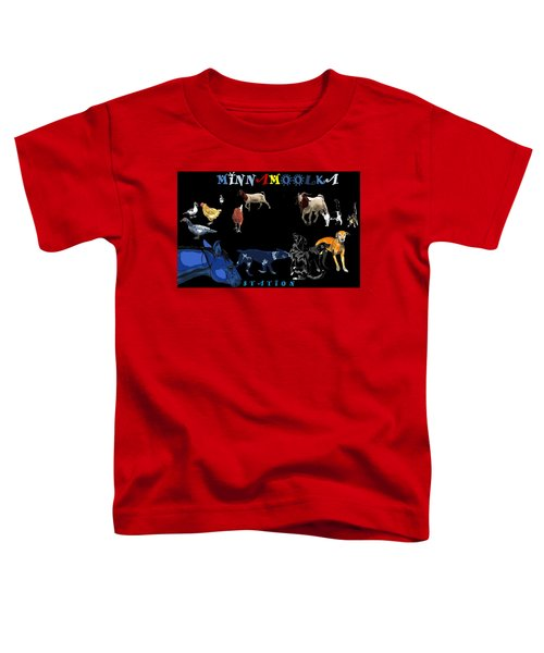 Minnamoolka Station Toddler T-Shirt