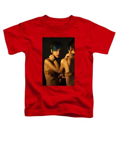 Mona 3 Toddler T-Shirt