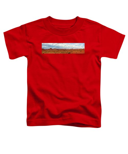 Monument Valley, Utah Toddler T-Shirt
