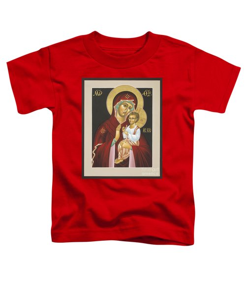 Mother Of God Light In All Darkness 016 Toddler T-Shirt