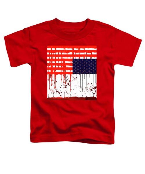 America In Distress Toddler T-Shirt