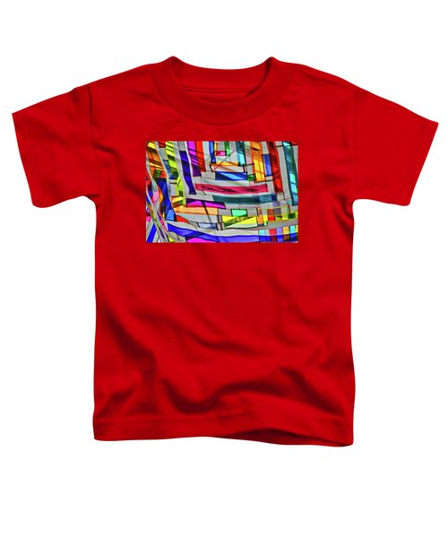 Museum Atrium Art Abstract Toddler T-Shirt