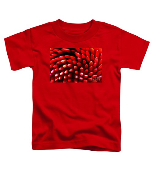 Toddler T-Shirt featuring the photograph Naked Porcupine by Stephen Mitchell
