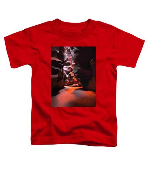 Navajo Magic Antelope Canyon Toddler T-Shirt