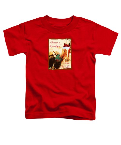 Nevada Greetings Toddler T-Shirt
