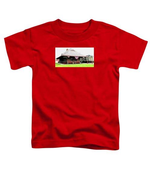 New Oxford Pennsylvania Train Station Toddler T-Shirt