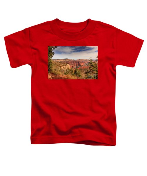 North Rim View Toddler T-Shirt