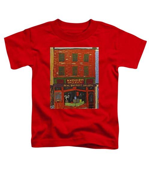 N.w.barrett Gallery Toddler T-Shirt