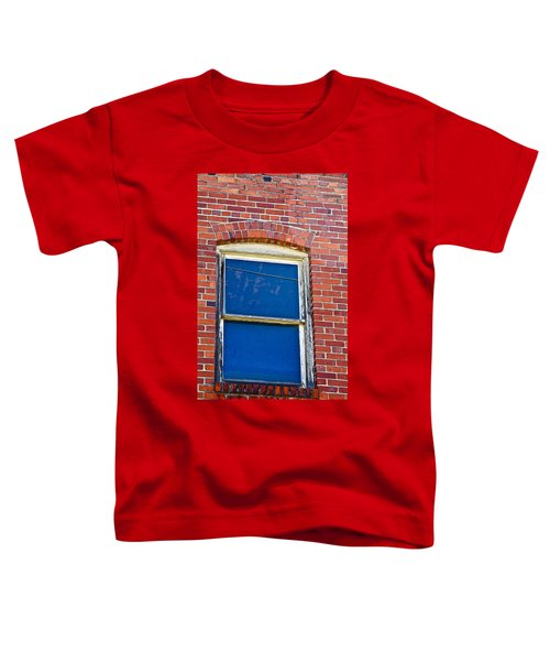 Old Brick Building Toddler T-Shirt