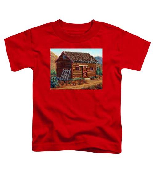 Old Cabin Toddler T-Shirt
