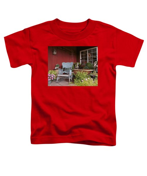 Old Rockin' Chair Toddler T-Shirt