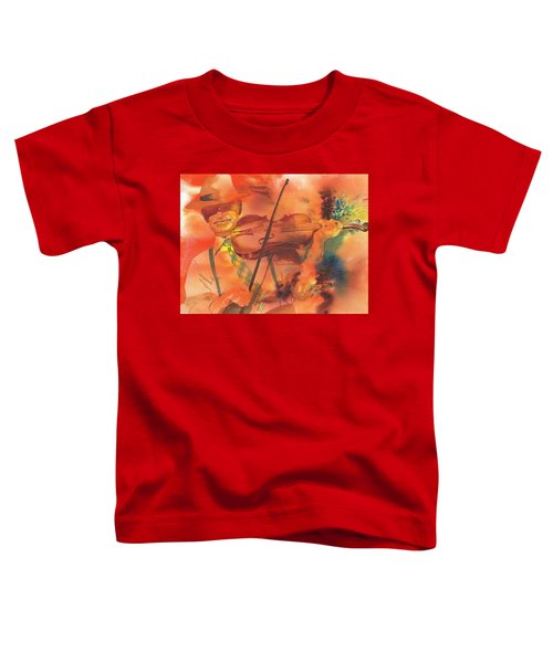 Orange Blossom Special Toddler T-Shirt