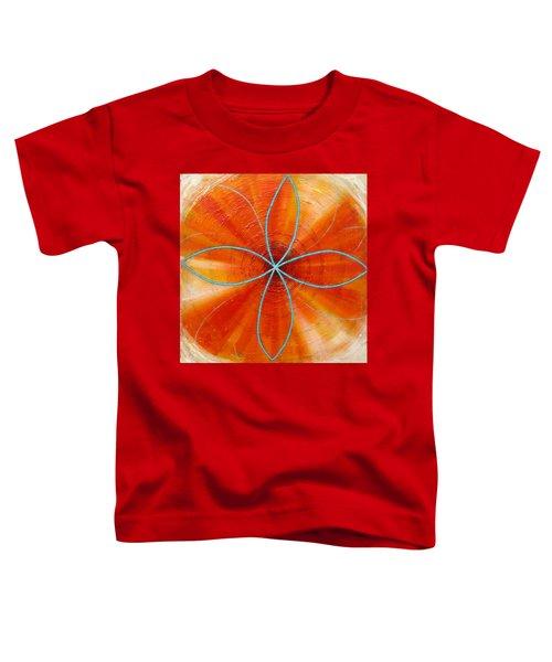 Orange Chakra Toddler T-Shirt