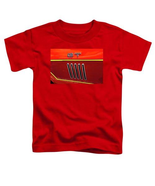 Orange Gt Toddler T-Shirt
