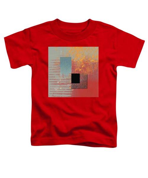 Orange Splash Toddler T-Shirt