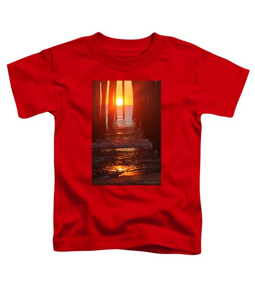 Orb On The Water Toddler T-Shirt