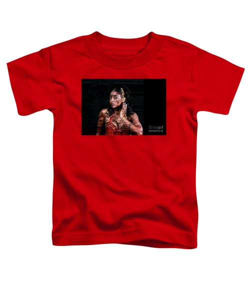 Orient Meets Baroque Toddler T-Shirt