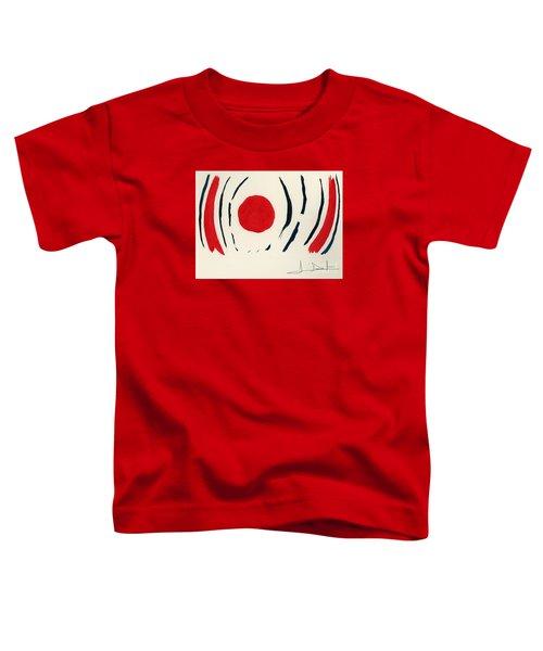 Oriental Sun Toddler T-Shirt